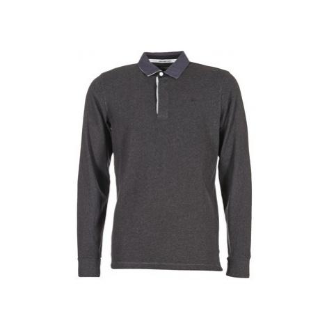 Serge Blanco 3 POLOS DOS men's Polo shirt in Grey