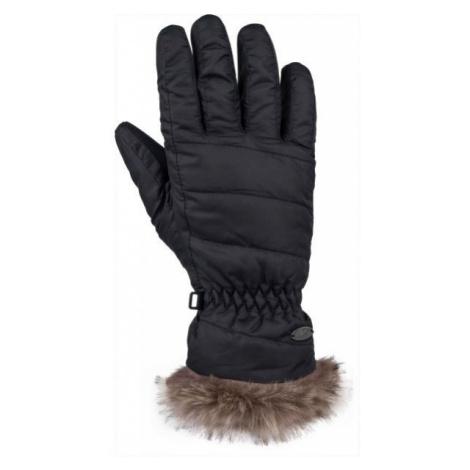 Willard ROLLA black - Women's winter gloves