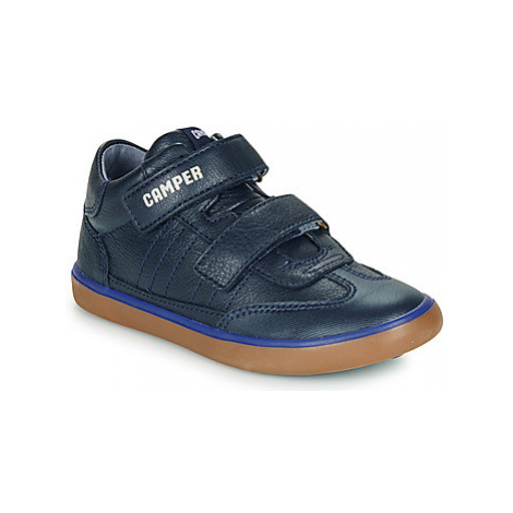 Camper Pelotas Persil boys's Children's Shoes (Trainers) in Blue