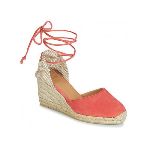Castaner CARINA women's Sandals in Orange Castañer
