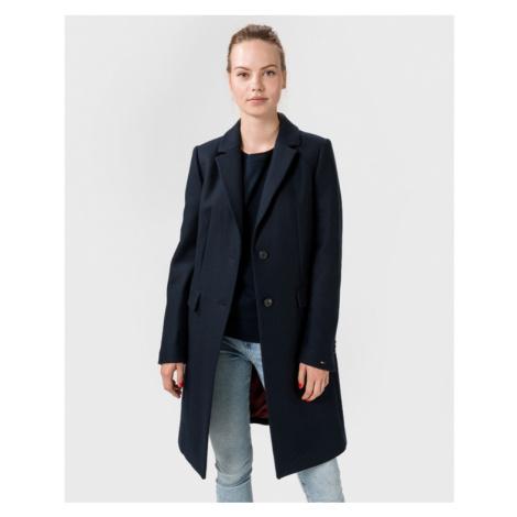 Tommy Hilfiger Essential Coat Blue