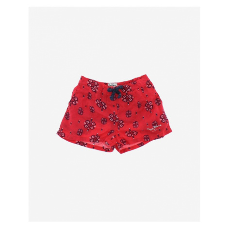 Pepe Jeans Kids Shorts Red