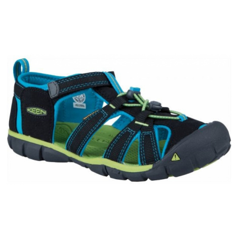 Keen SEACAMP II CNX JR black - Kids' sports and leisure time sandals
