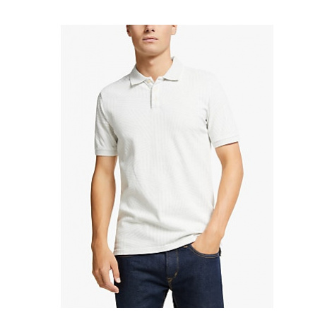 Scotch & Soda Printed Polo Shirt, 0217 Combo