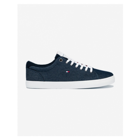 Tommy Hilfiger Essential Long Lace Sneakers Blue
