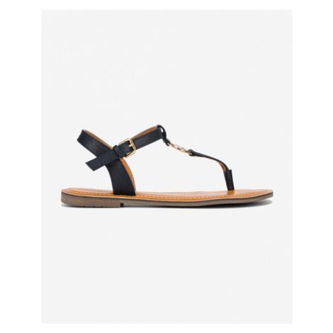 Tom Tailor Sandals Black Brown