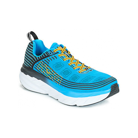 Hoka one one BONDI 6 men's Running Trainers in Blue