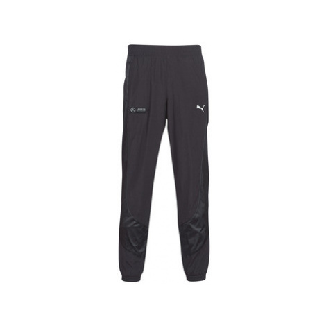 Puma MAPM STREET WOVEN PANTS MERCEDES men's Sportswear in Black