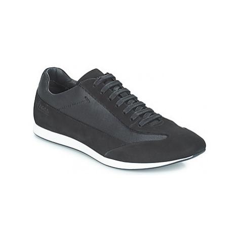 HUGO FULLTIME LOWP NUNY men's Shoes (Trainers) in Black Hugo Boss