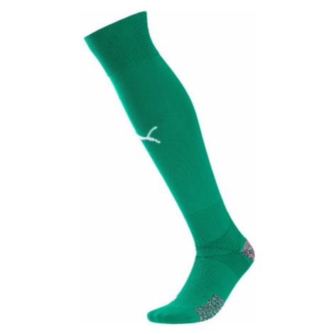 Puma TEAM FINAL 21 SOCKS TEAM green - Men's football socks