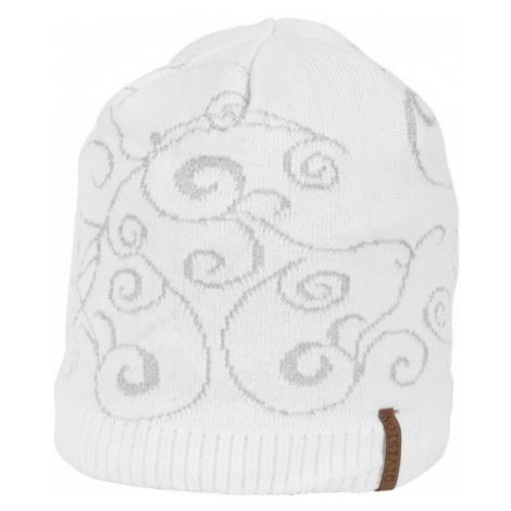 Finmark WINTER HAT grey - Women's winter hat