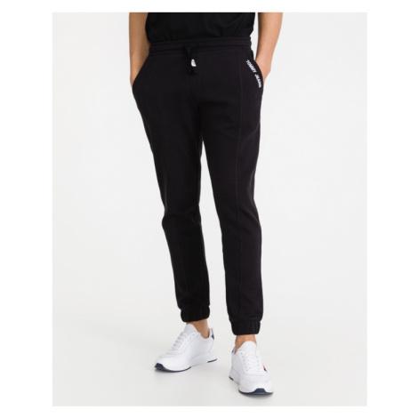 Tommy Jeans Canton Sweatpants Black Tommy Hilfiger