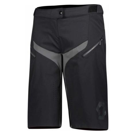 Scott TRAIL VERTIC PRO W/PAD W black - Women's shorts