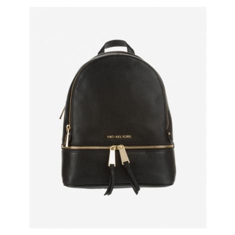 Michael Kors Rhea Medium Backpack Black