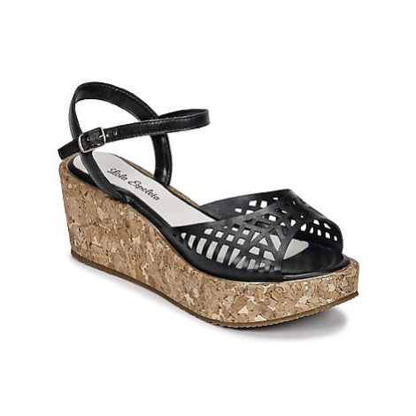 Lola Espeleta MADONA women's Sandals in Black
