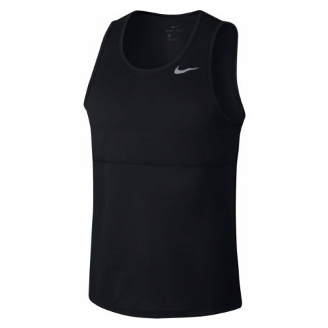 Nike BREATHE black - Men's running tank top
