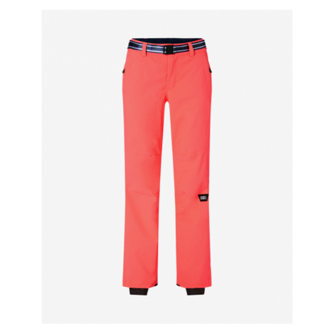 Pink women's insulated trousers