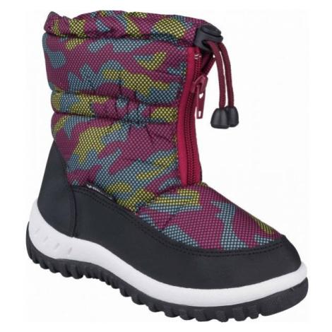 Willard CENTRY pink - Kids' winter shoes