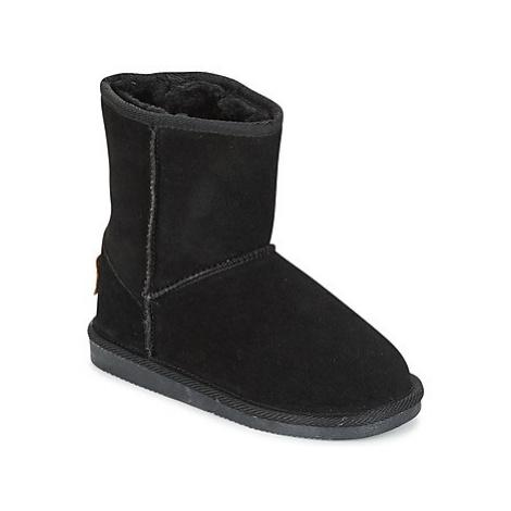 Les Tropéziennes par M Belarbi SNOW girls's Children's Mid Boots in Black