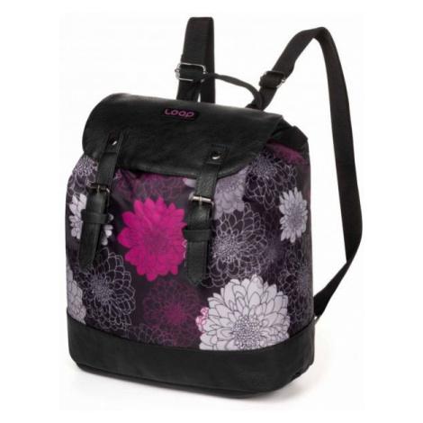 Loap ASANA red - City backpack
