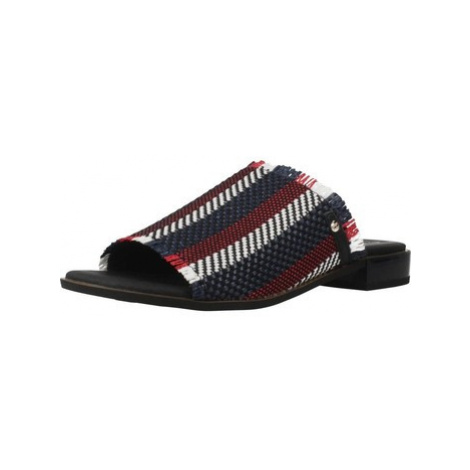 Tommy Hilfiger FW0FW03947 women's Mules / Casual Shoes in Blue
