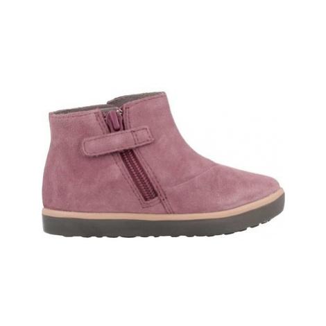 Camper PURSUIT FW girls's Children's Mid Boots in Purple