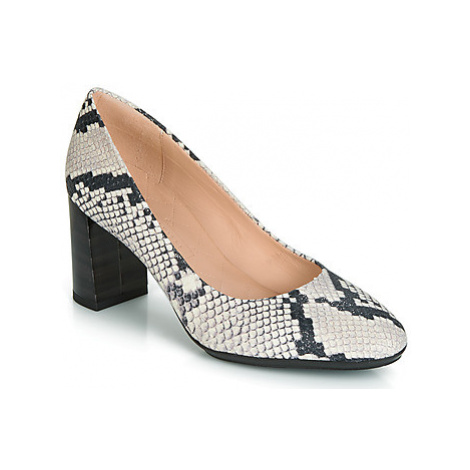 Hispanitas ROSA-7F women's Court Shoes in Grey