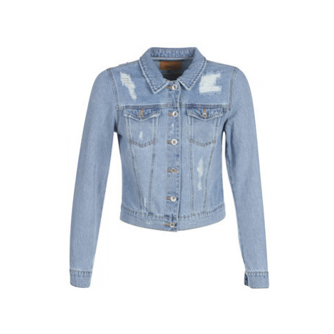 Only ONLTASIA women's Denim jacket in Blue