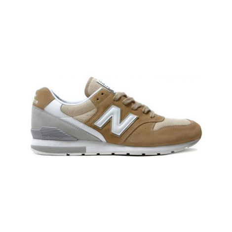 New Balance MRL996JY men's Shoes (Trainers) in Beige