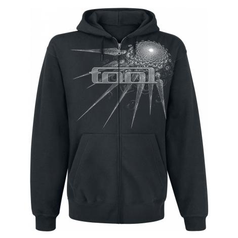 Tool - Spectre Spikes - Hooded zip - black