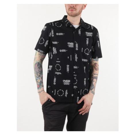 Vans Aldrich Shirt Black