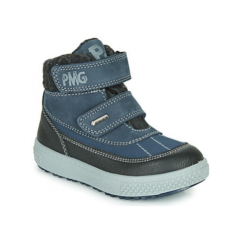 Primigi BARTH 28 GORE-TEX boys's Children's Mid Boots in Blue