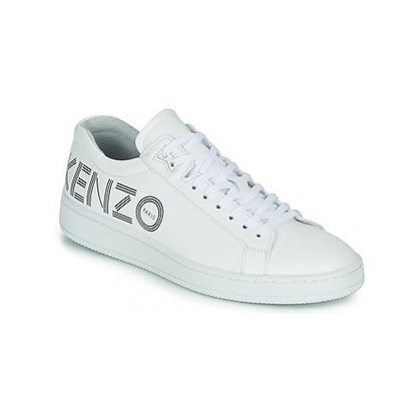 Kenzo TENNIX women's Shoes (Trainers) in White