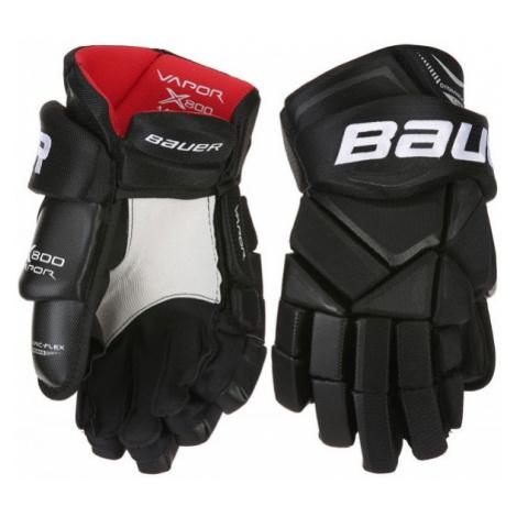 Bauer VAPOR X800 JR black - Children's hockey gloves