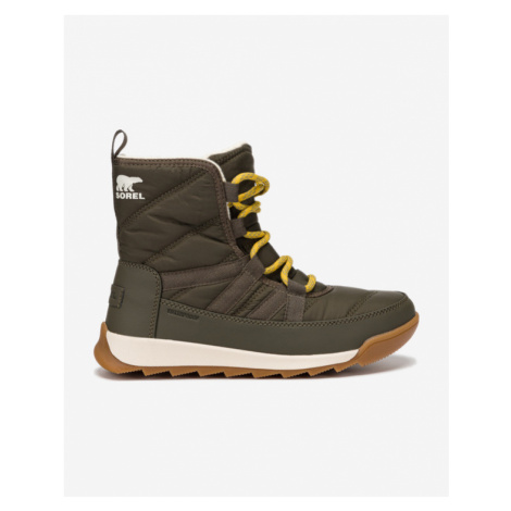 Sorel Whitney II Snow Boots Green
