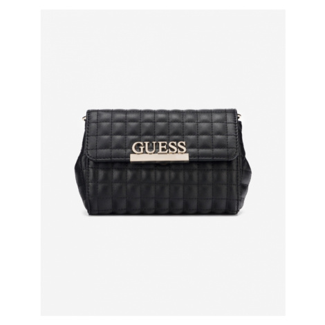 Guess Matrix Kidney bag Black