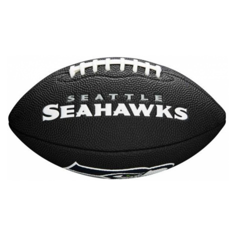 Wilson MINI NFL TEAM SOFT TOUCH FB BL SE - American mini football