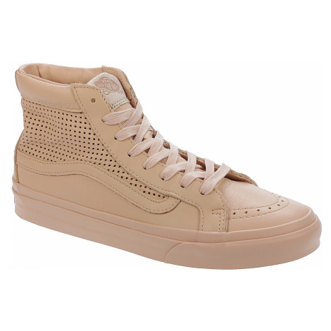 shoes Vans Sk8-Hi Slim Cutout - Square Perf/Amberlight