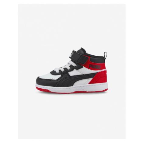 Puma Rebound Joy Kids Sneakers Black White