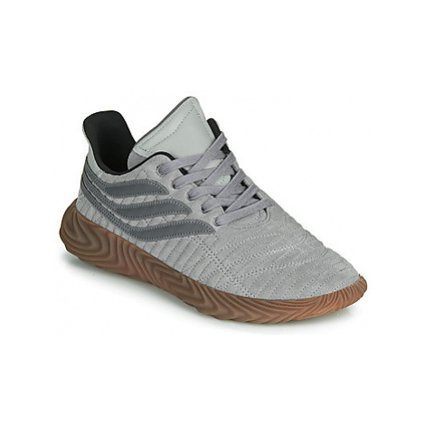 Adidas SOBAKOV men's Shoes (Trainers) in Grey