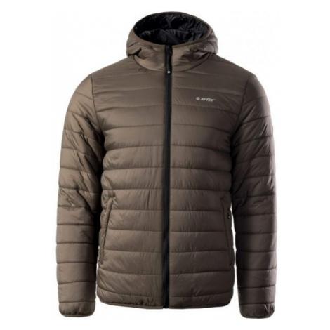 Hi-Tec NISOR brown - Men's winter jacket