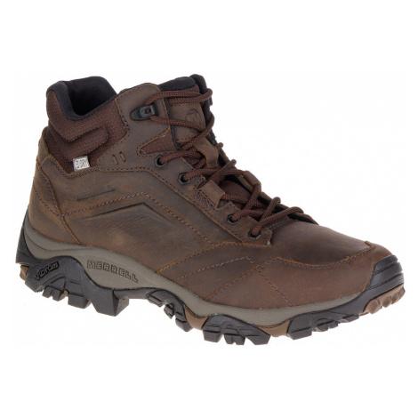 Merrell Mens Moab Adventure Waterproof Hiking Boots