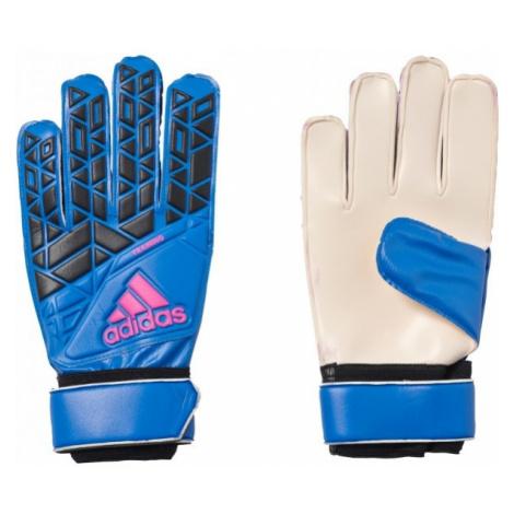 adidas ACE TRAINING blue - Goalkeeper gloves