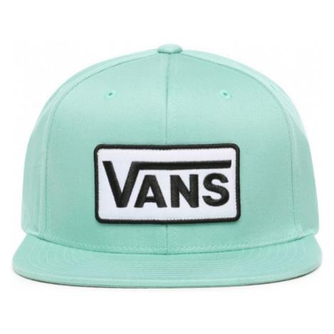 Vans MN PATCH SNAPBACK blue - Men's baseball cap