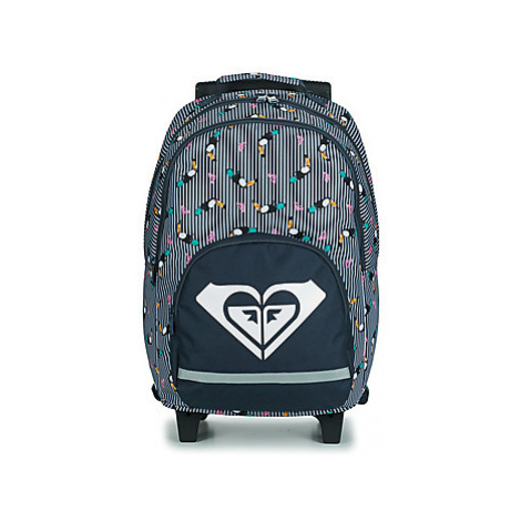 Roxy VITAMIN SEA girls's Children's Rucksack in Blue