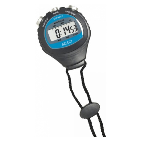 Select STOP WATCH black - Digital Stopwatch