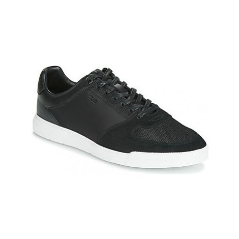 BOSS COSMO TENN MX men's Shoes (Trainers) in Black Hugo Boss