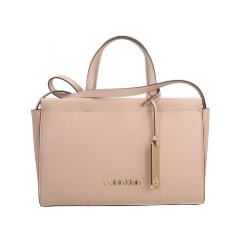 Calvin Klein Jeans K60K605620 women's Shopper bag in Brown