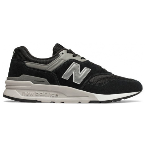 New Balance 997H Shoes - Black/Silver