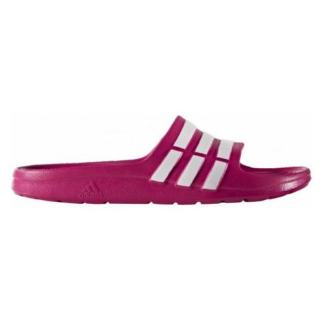 adidas DURAMO SLIDE K pink - Children's slides